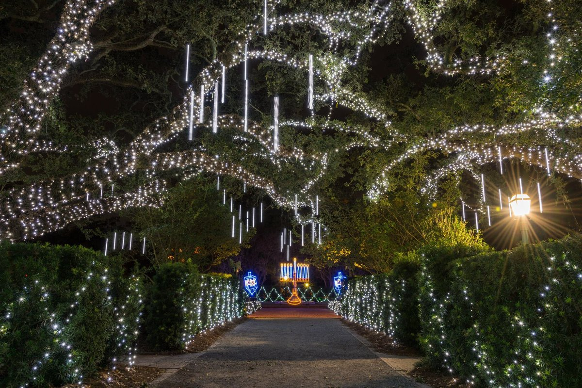 Christmas In The Oaks 2019.Your Favorite Places In Louisiana On Twitter Celebration