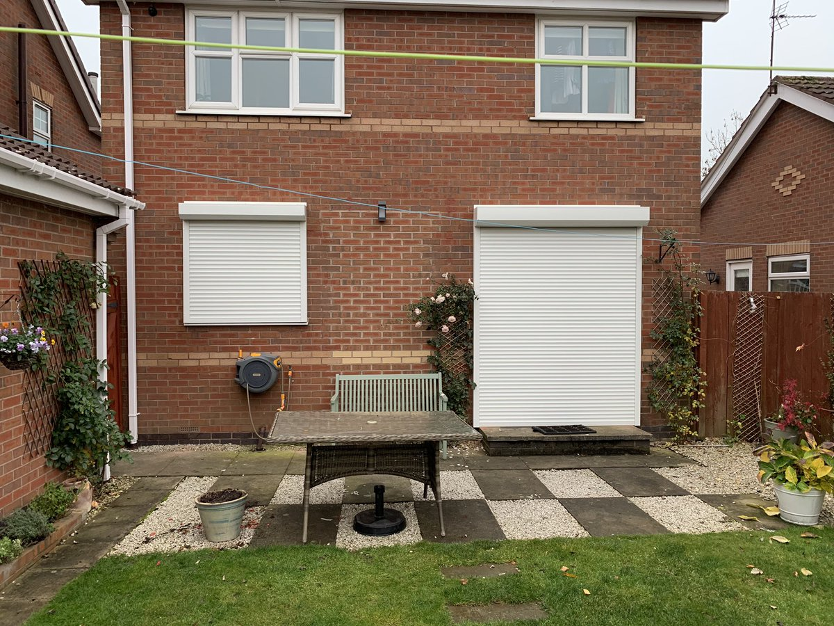 Eys Roller Shutters On Twitter These Are Double Skin And