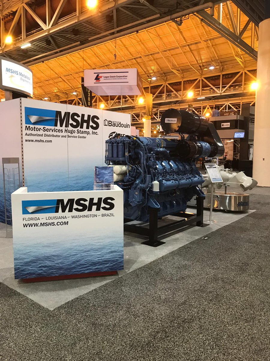 Stop By Our Booth 3115 And Visit The Mshsgroup To Learn About Services Products IWBS18 WorkBoatShow Industryleader Mshs