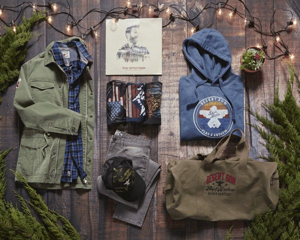 Amazon's Gifts for All: Check Out Dierks Handpicked Holiday Gift Guide Now! - @flagandanthemco - @amazon #amazon amazon.com/marketplacegif…