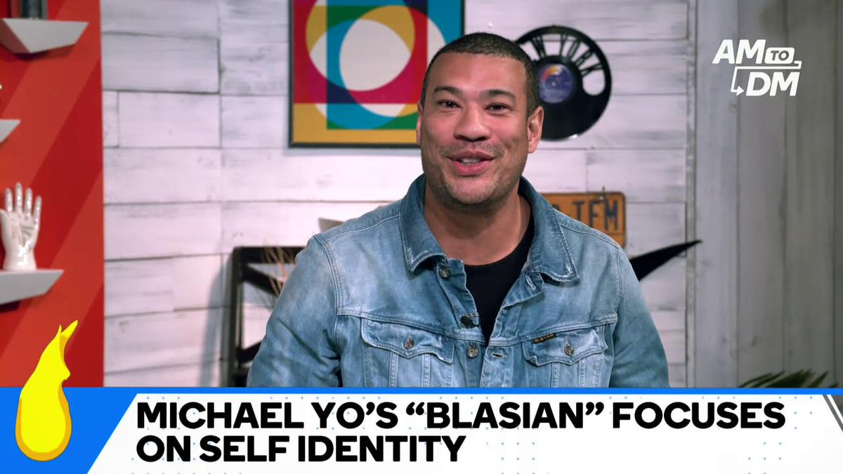 "Comedian @michaelyo on why he doesn't talk about politics in his ""Blasian"" special"