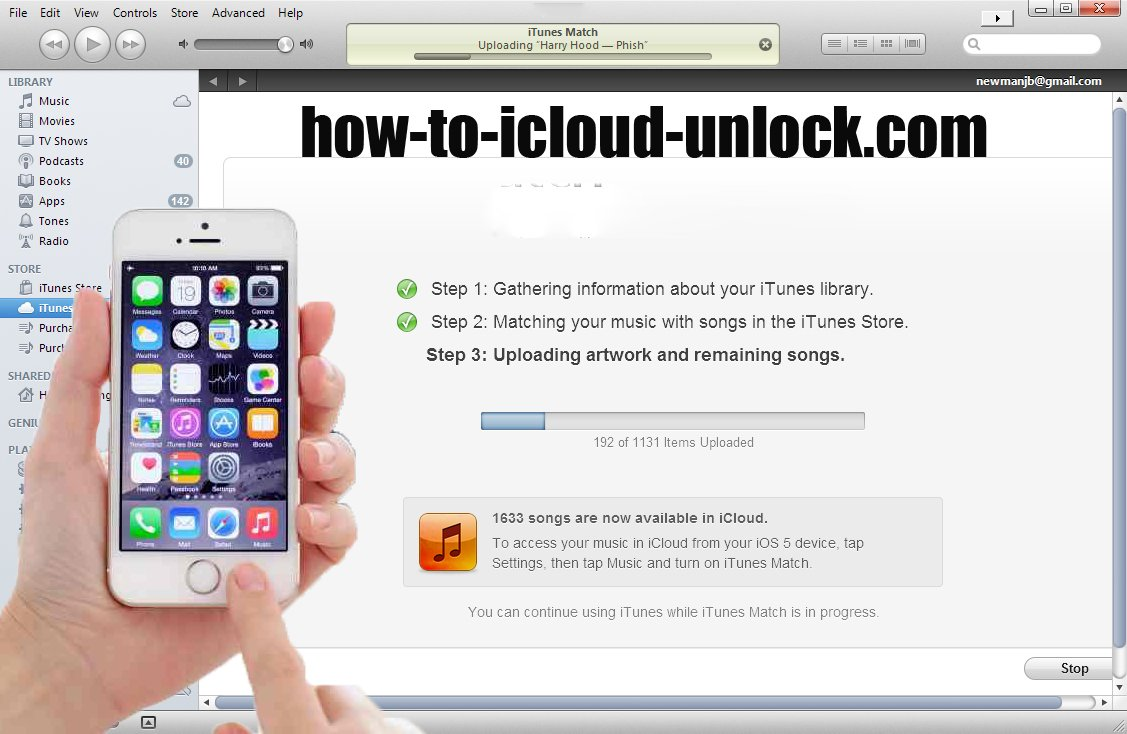 Service remove icloud on Twitter: