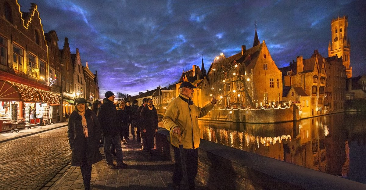 The Link Between Bruges, The Templars And The Holy Grail