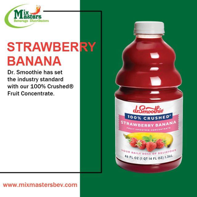 Fresh strawberry notes with banana moving back and forth that leaves both  strawberry and ripe banana aftertastes. https://bit.ly/2Px5P6y  #MixMastersBeverage ...