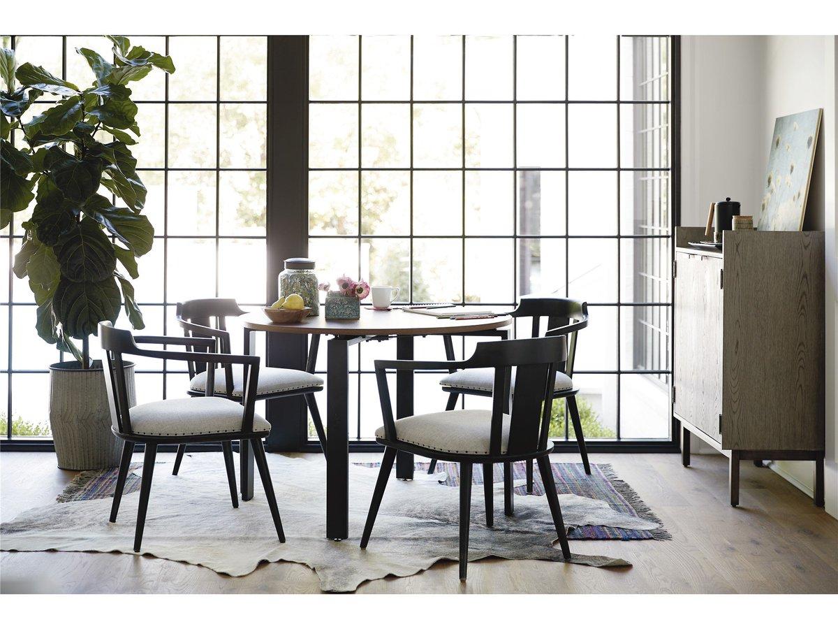 revolve furnishings on twitter new revolve the marshall dining rh twitter com
