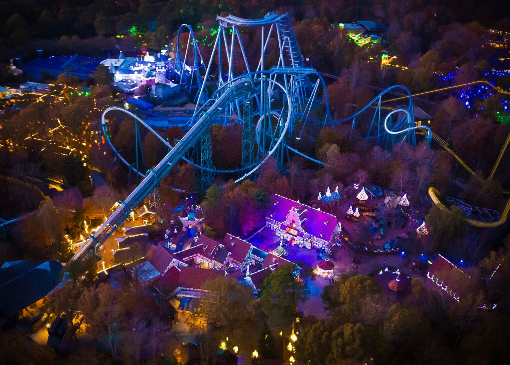 Christmas Town 2019.Busch Gardens Va On Twitter Christmas Town Has Been