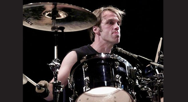 Happy birthday to drummer Matt Cameron who gave us Puberty Love on Attack of the Killer Tomatoes!