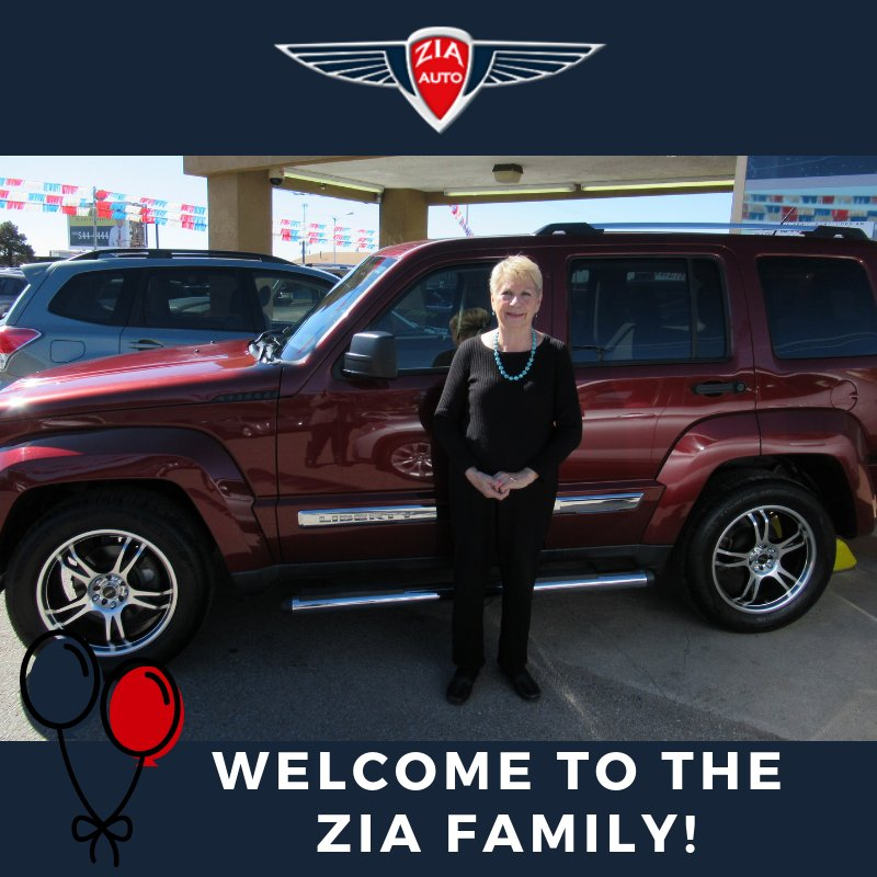 Zia Auto Sales >> Zia Automotive On Twitter Congratulations Ms Gensler On Your New