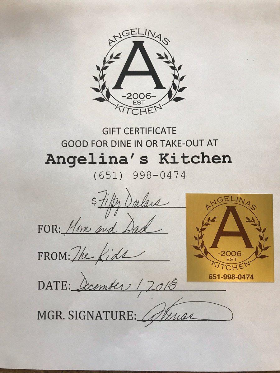 Angelina S Kitchen Angelinasmn Twitter