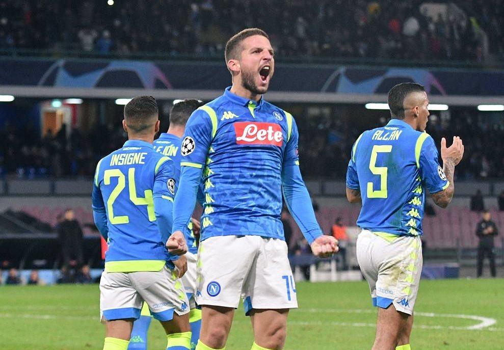 """""""Napoli"""" – """"Roma"""" 4:0 -"""