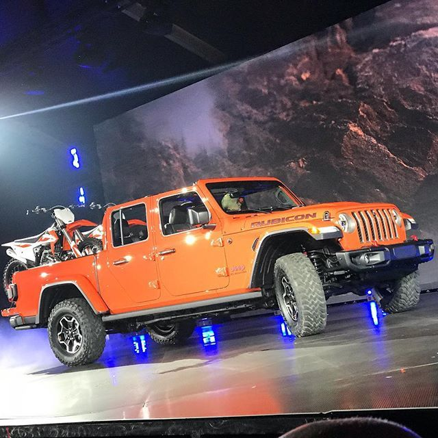 Quadratec On Twitter Introducing The 2019 Jeep Gladiator Rubicon