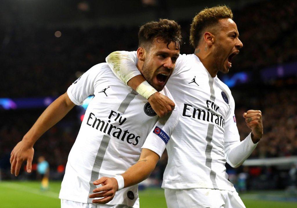 أهداف مباراة باريس وليفربول