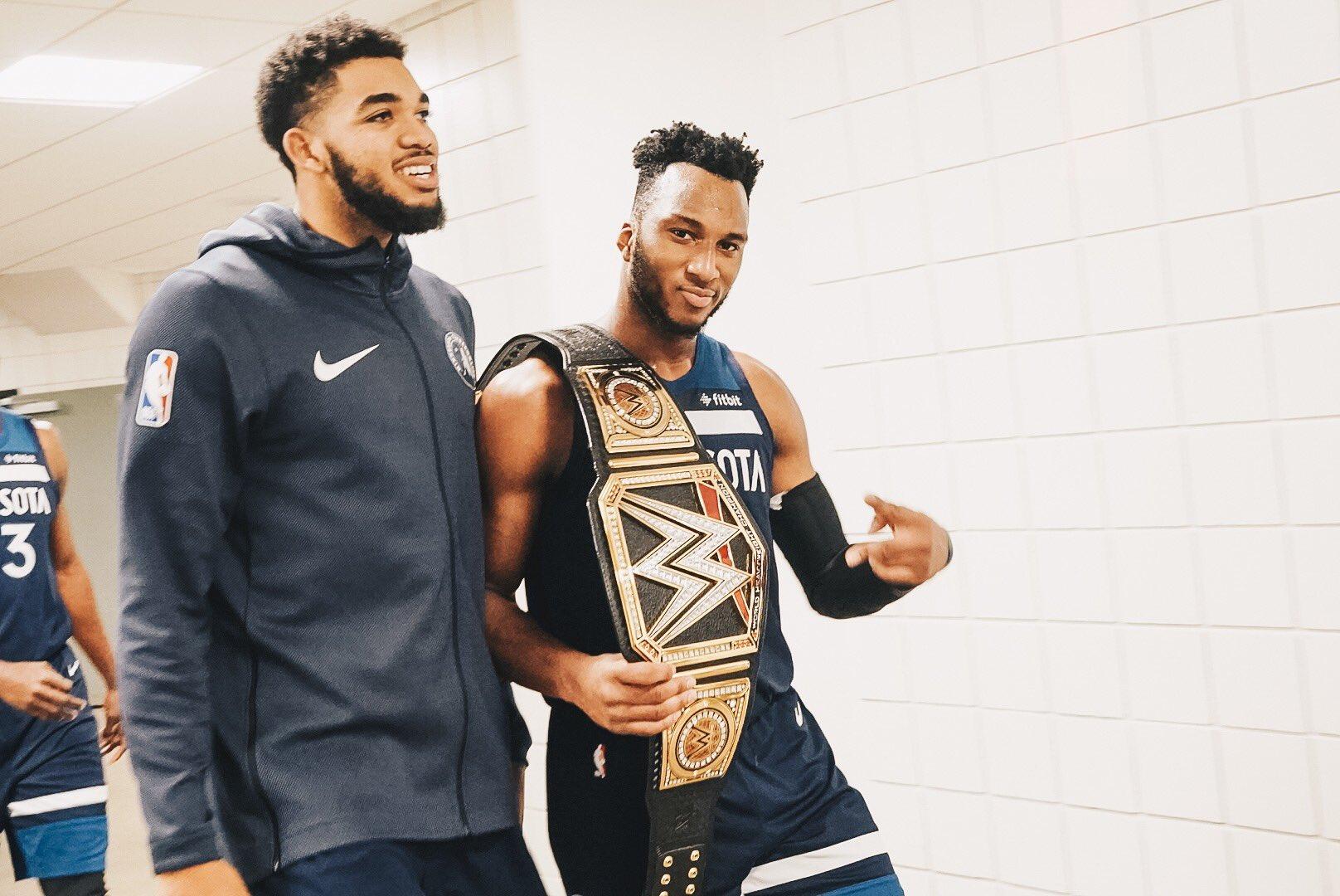 Okogie:Towns選擇走出家門為被害黑人伸張正義,向他致敬-黑特籃球-NBA新聞影音圖片分享社區