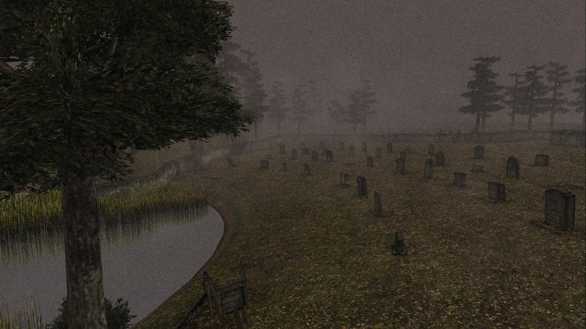 Silent Hill 2 Enhanced Edition On Twitter Version 2 0 1 Of The