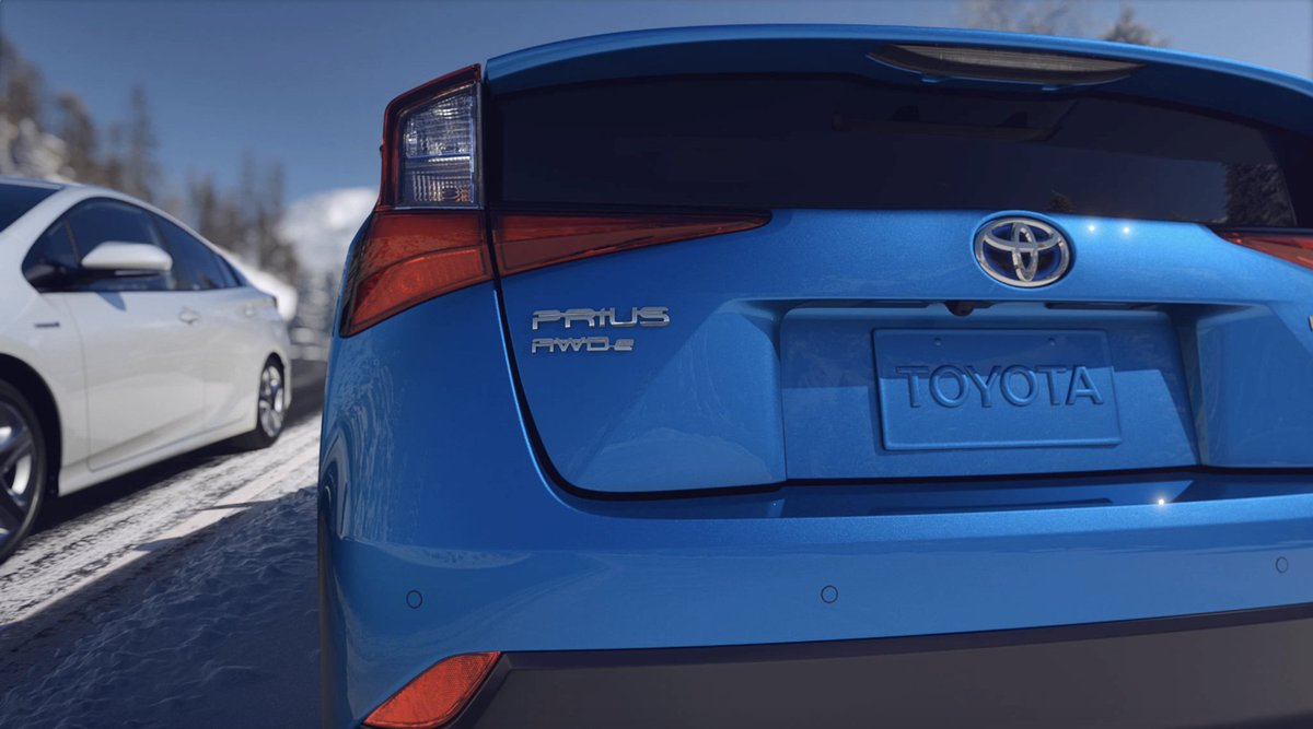 Experience The New All Wheel Drive E Prius Most Fuel Efficient Equipped Penger Car Available In U S Laautoshow