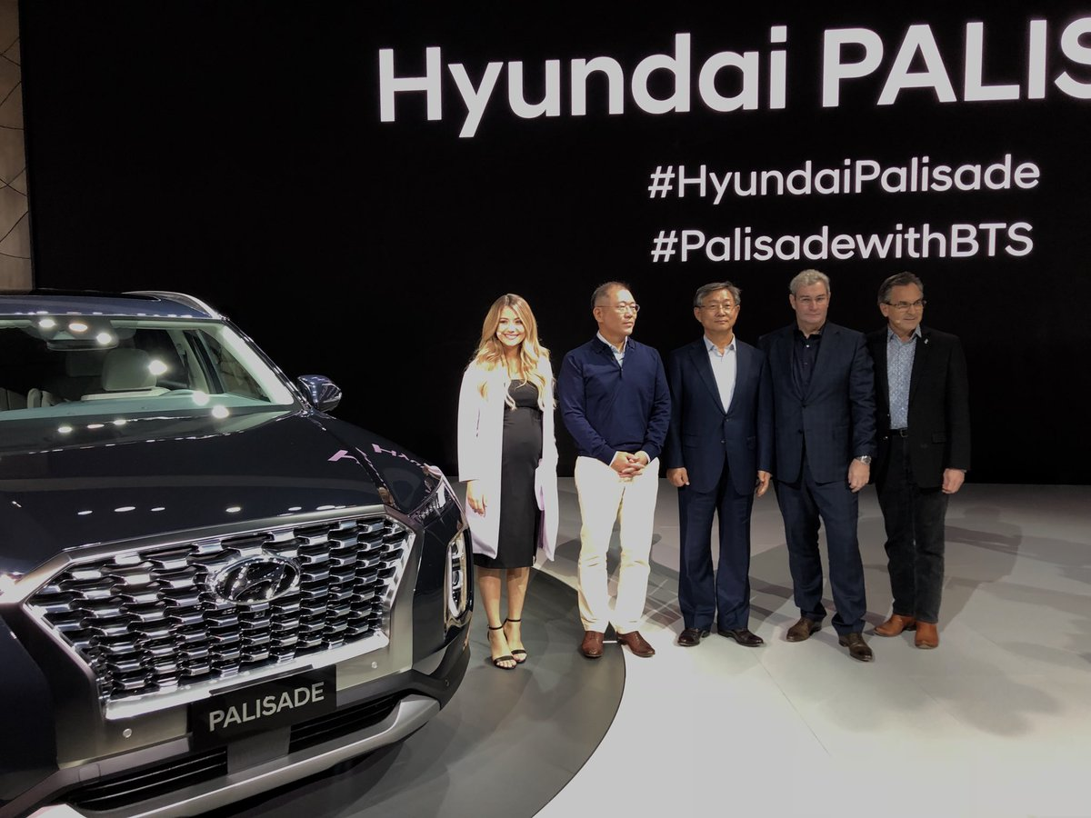 Hyundai Usa On Twitter Wow Huge Thanks To Bts Twt And