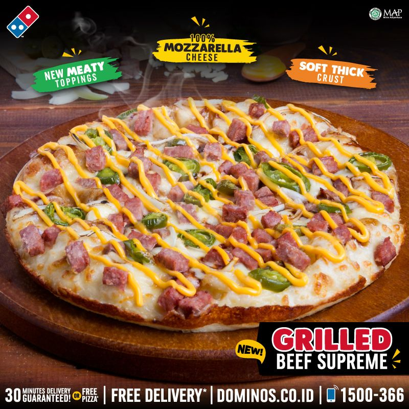 Domino S Pizza Id On Twitter Calling All Meat Lovers Try Our