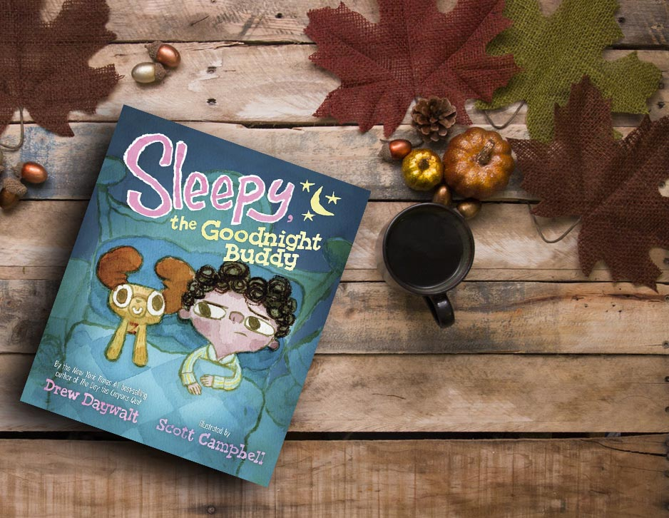 In this comical all-dialog #bedtime story from the author of The Day the Crayons Quit, Roderick hates going to bed, which forces his parents to bring in his stuffed animal Sleepy. #everyonegetsabook #picturebook #holidays #giftideas #SleepytheGoodnightBuddy