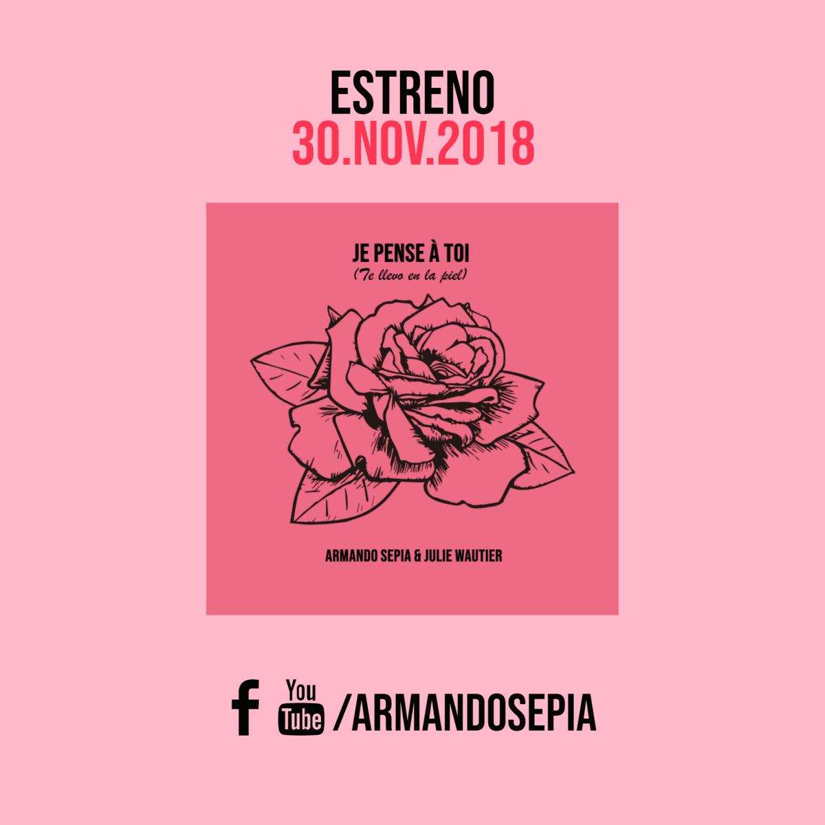 Armando Sepia On Twitter Este Viernes El Estreno De Je