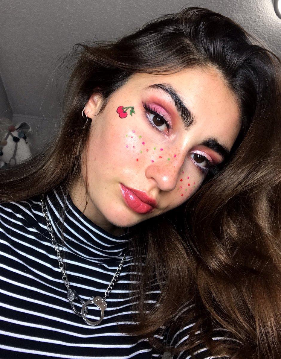 Urbandecay Cherry Makeup Tutorial