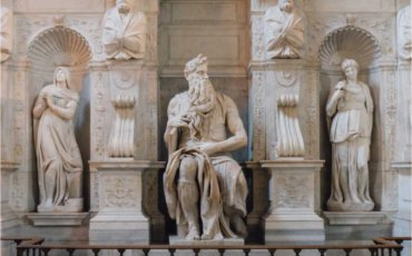 Michelangelo's Moses in Rome via @natalierae https://t.co/5VIFL033dt  #travel #art #rome #italy #beautyfromitaly