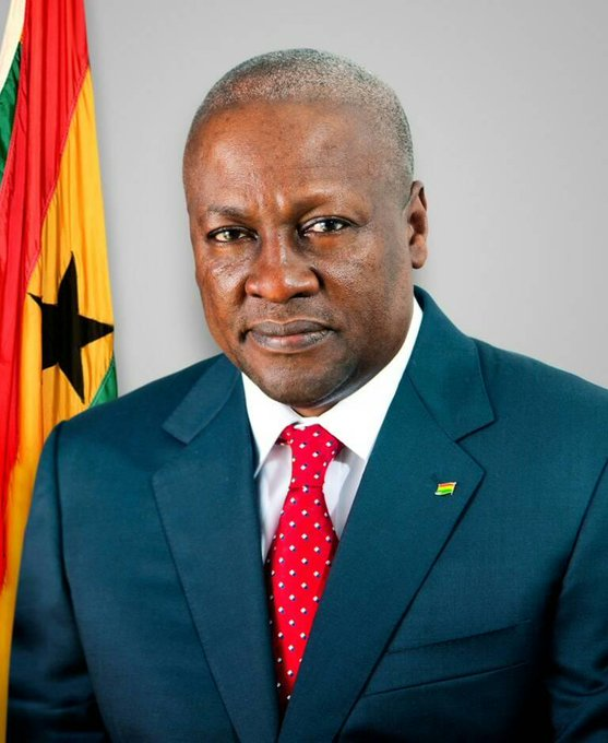 Happy 60th Birthday His Excellency The Former President of Ghana John Dramani Mahama
