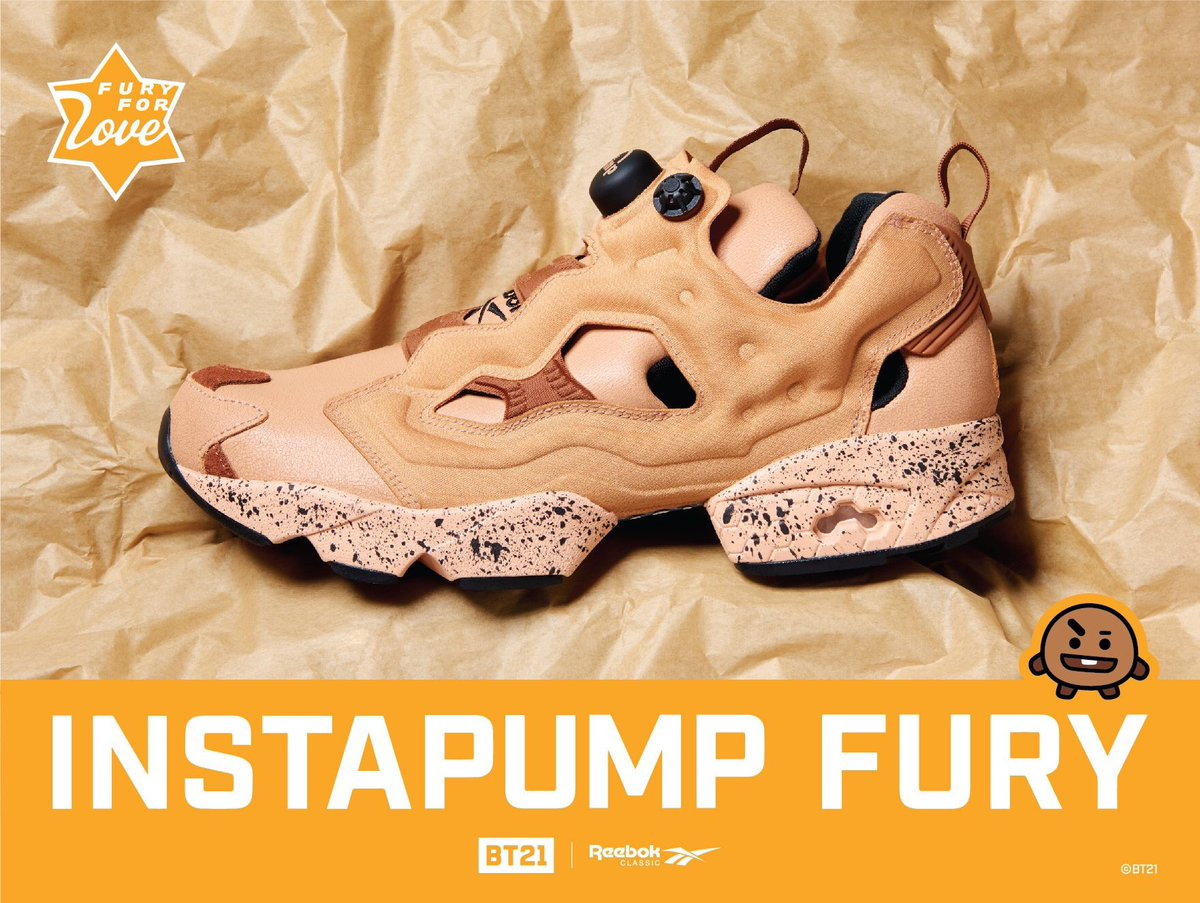 new reebok bt21 insta pump fury og mu shoes bts gf4c0e3
