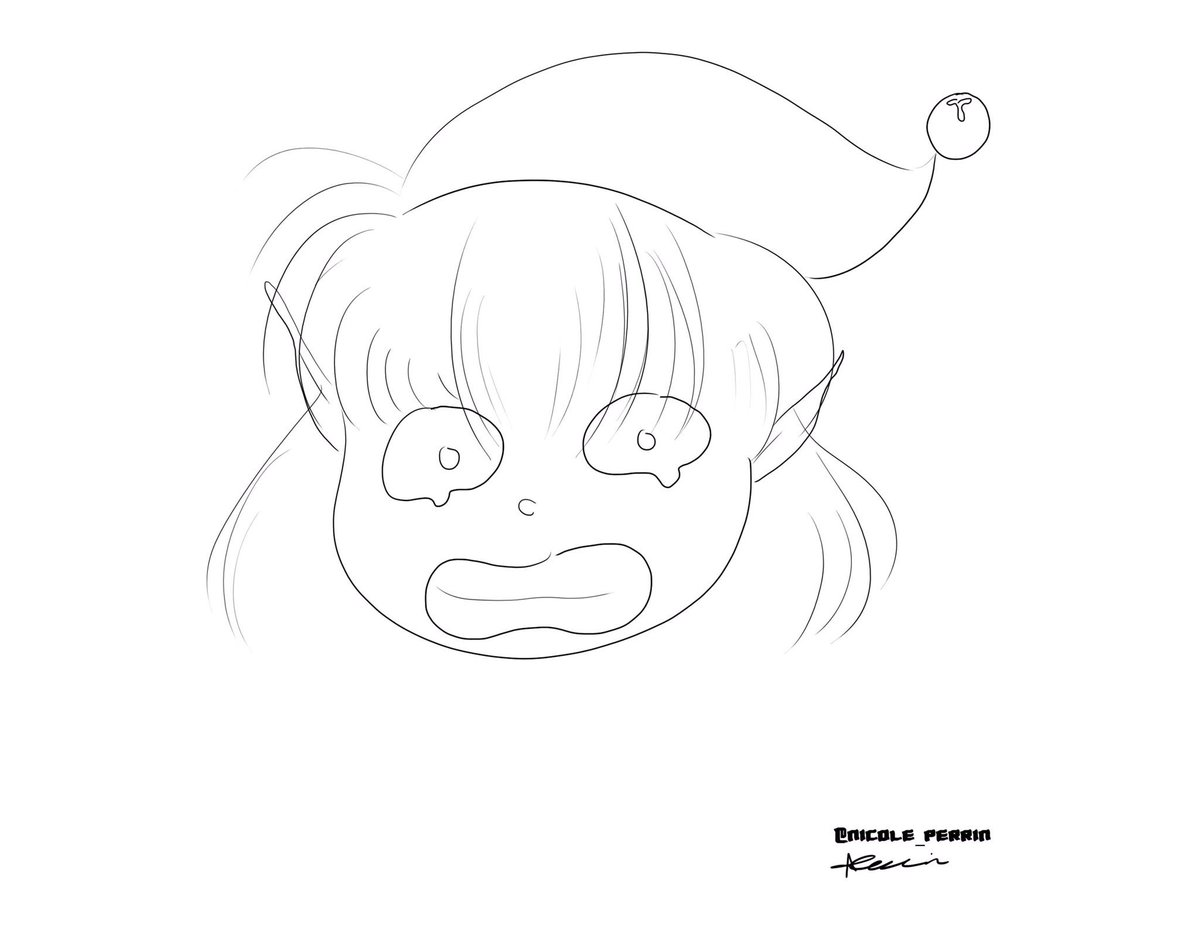 It might be doodles every other day until christmas is over doodle art artist dailydoodle animator cartoon illustration draw artistcartoon