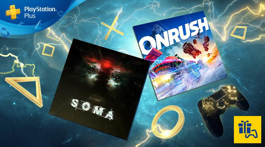 PS Plus Free Games December 2018