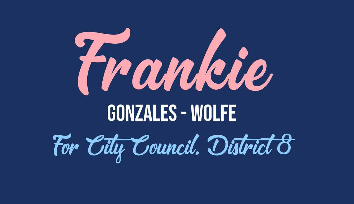 Image result for Frankie Gonzales Wolfe