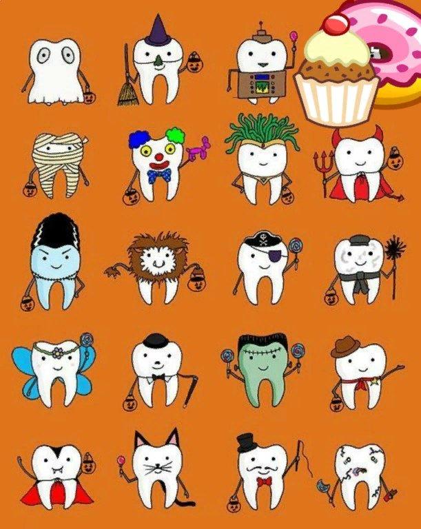 Картинки прикольные про зубы, подарок маме своими