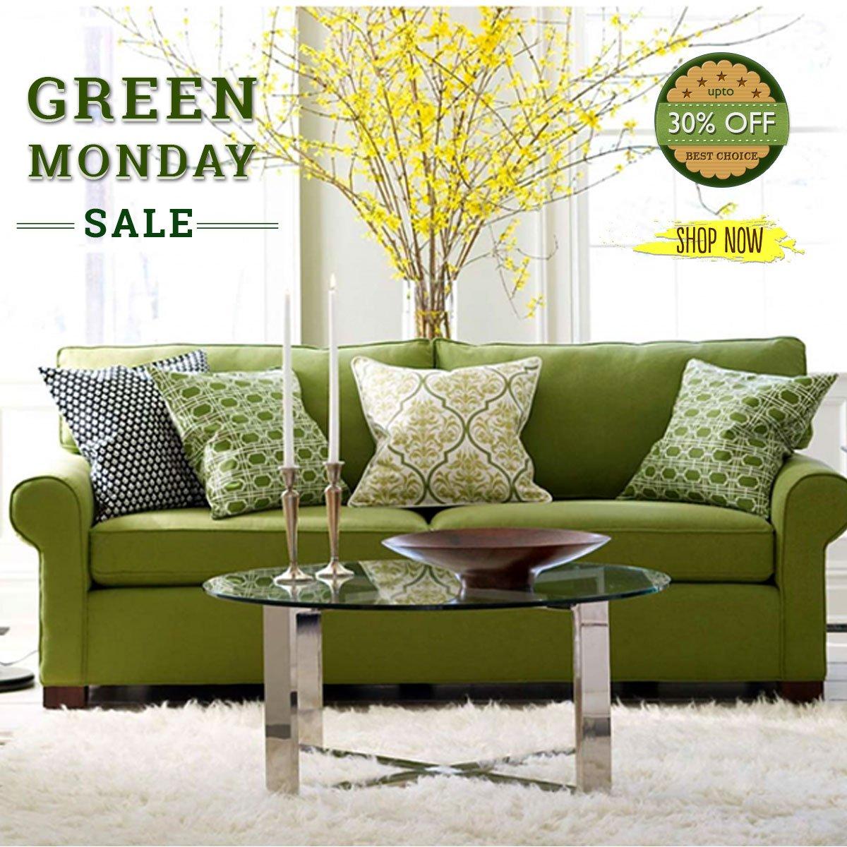 Green monday home decor sale get upto 30 off http casagear com casagear greenmonday newdeals deals sale interior interiors homestyling