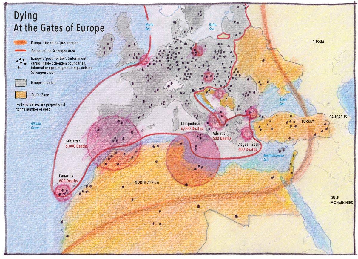 Frankfurt Karte Europa.Seebrücke Frankfurt в Twitter Europas Drei Grenzen Karten Machen
