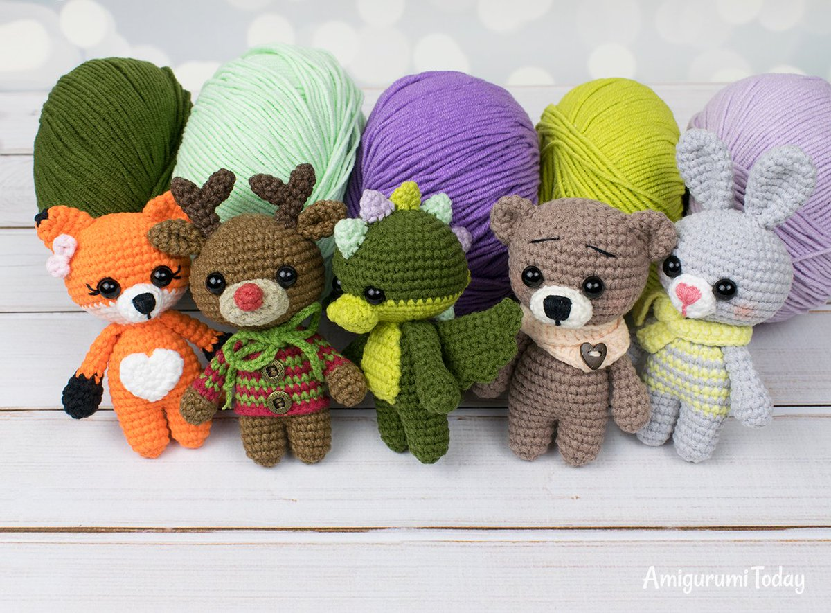 Amigurumi Today - Free amigurumi patterns and amigurumi tutorials | 885x1200