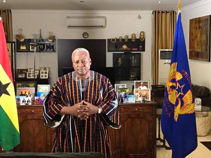 Happy 60th birthday to Ghana\s former President John Dramani Mahama Mahama.