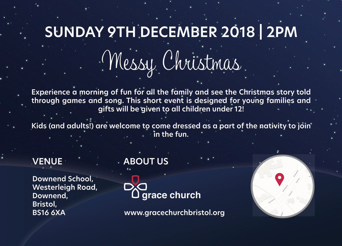 Grace Church Bristol on Twitter: