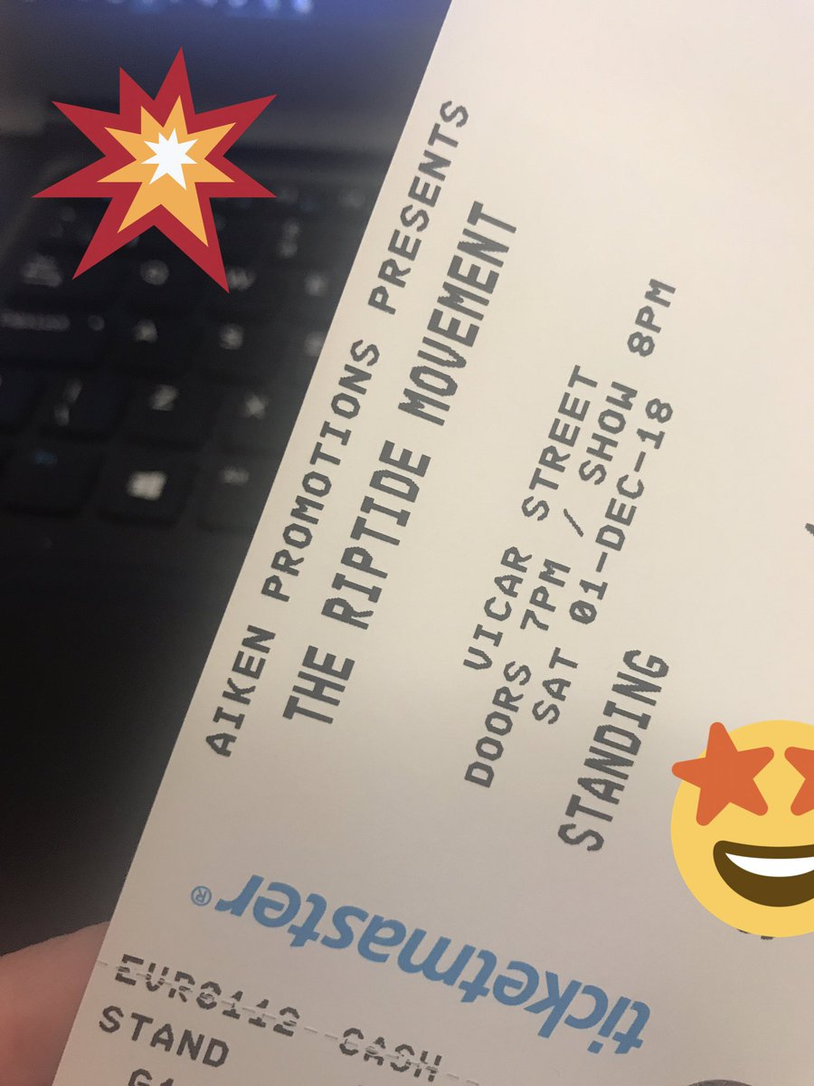 Newstalk Newstalkfm Twitter Maya Red Top Leux Studio Win Fancy Seeing The Riptidemovement This Saturday In Vicar Street Like And Rt To Be With A Chance Pair Of Tickets