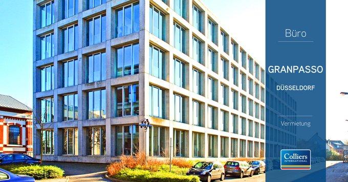 Deal der Woche: #Düsseldorf<br><br>Die Full-Service-Agentur für Digitales, Granpasso, hat rund 220 m² Bürofläche im Düsseldorfer Osten angemietet.<br><br>Büroflächen in und um Düsseldorf finden Sie hier:  t.co/0Qo7DkfvT9