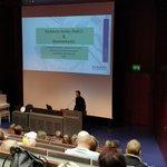 Image for the Tweet beginning: BioKierto Reseptejä biotalouteen seminaarissa. #ravinteetkiertoon