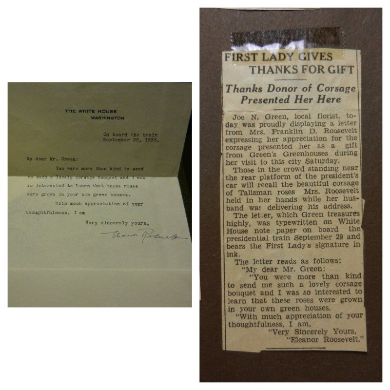 J Schwanke UBloom On Twitter TBT Letter From The First