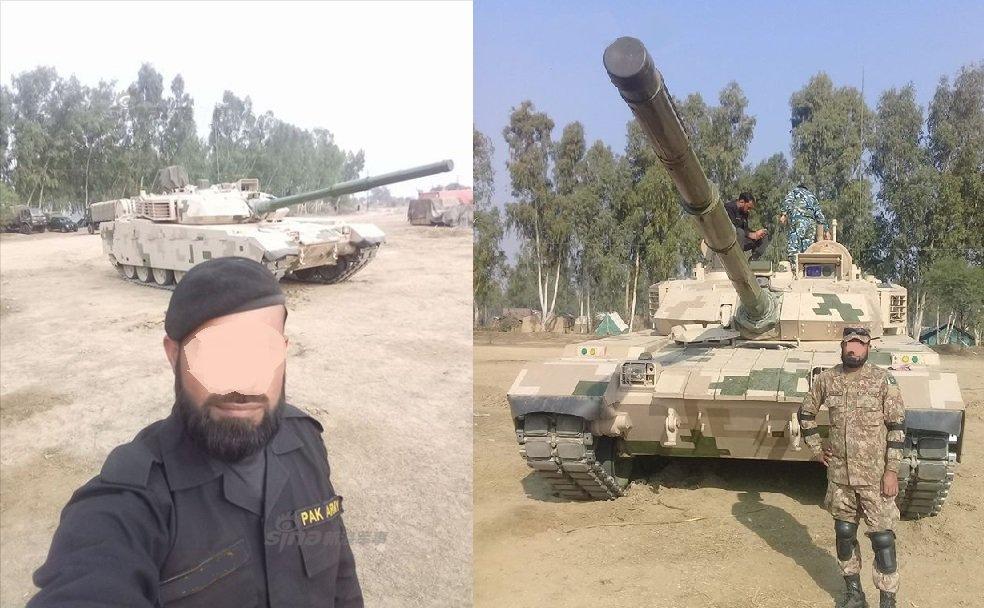 باكستان تختار شراء دبابات VT-4 الصينيه  DtKVhJ-W0AUiQqE