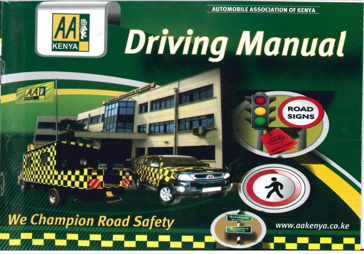 Learners Driving Book