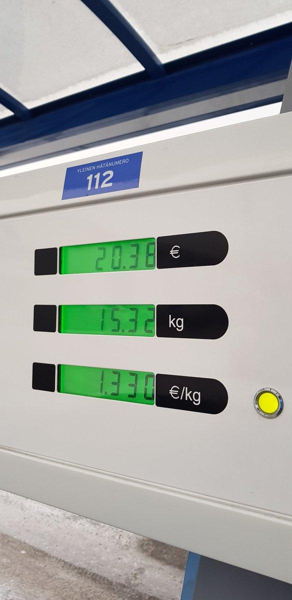 Käytetty Kaasuauto