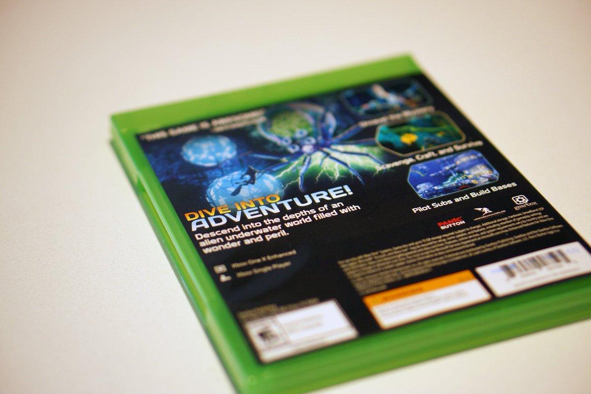 Subnautica Xbox One (@SubnauticaXbox)   Twitter