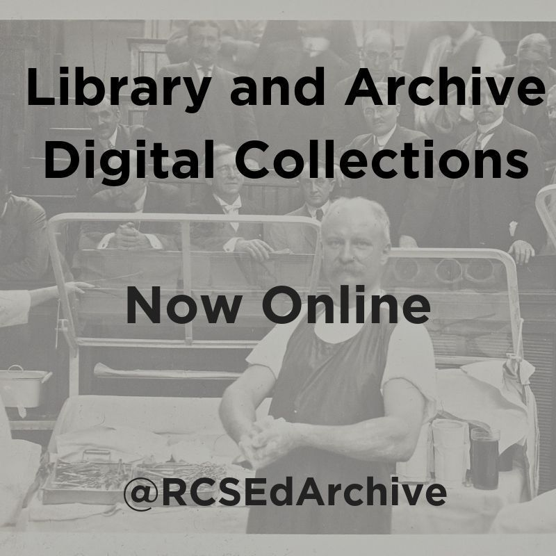 Surgeons Hall Museums On Twitter Happy World Digital Preservation