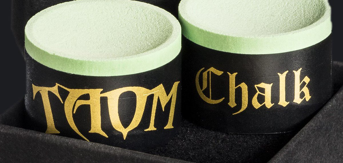 Created by @toni_ursin, Taom chalk is being hailed as one of snookers best inventions by top players like @Magician147 and @markjesterselby. #baizeofglory Read ➡️blog.betway.com/snooker/how-ta…