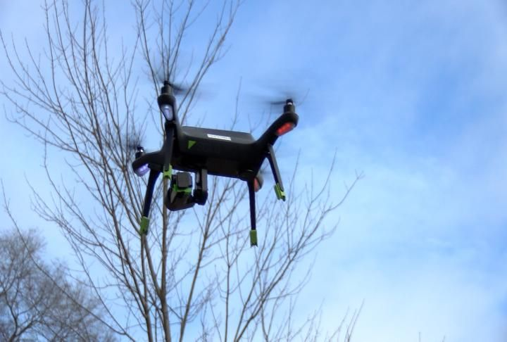 avis drone midrone vision 220 hd