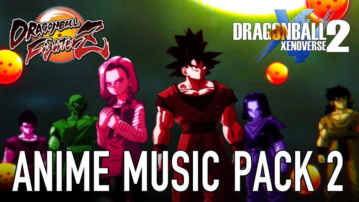 GoNintendoTweet Dragon Ball FighterZ Xenoverse 2