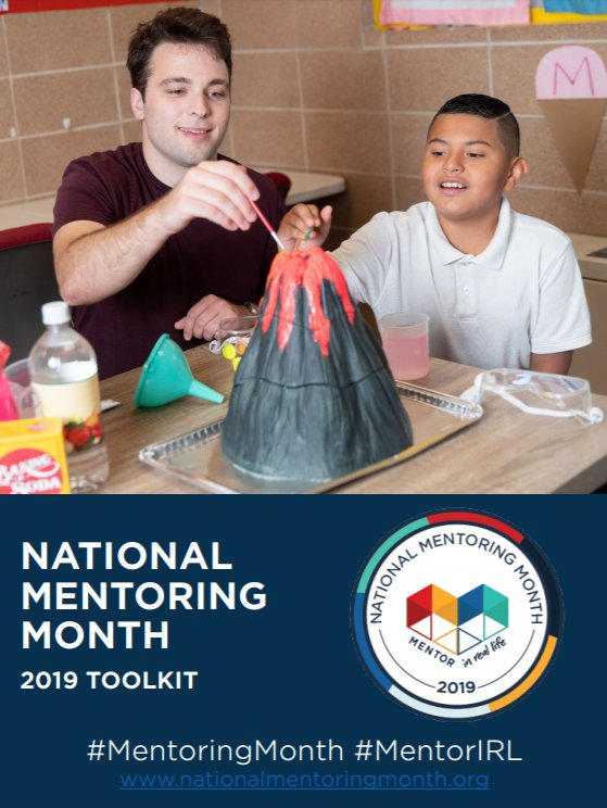 January marks the beginning of National Mentoring Month! Join @MENTORnational, @MENTORMinnesota & @MentoringRI on 12/5 at 2 PM EST for a webinar to learn all the ways you can engage with mentoring in the new year. Register at register.gotowebinar.com/register/57003… … #MentorIRL #MentoringMonth