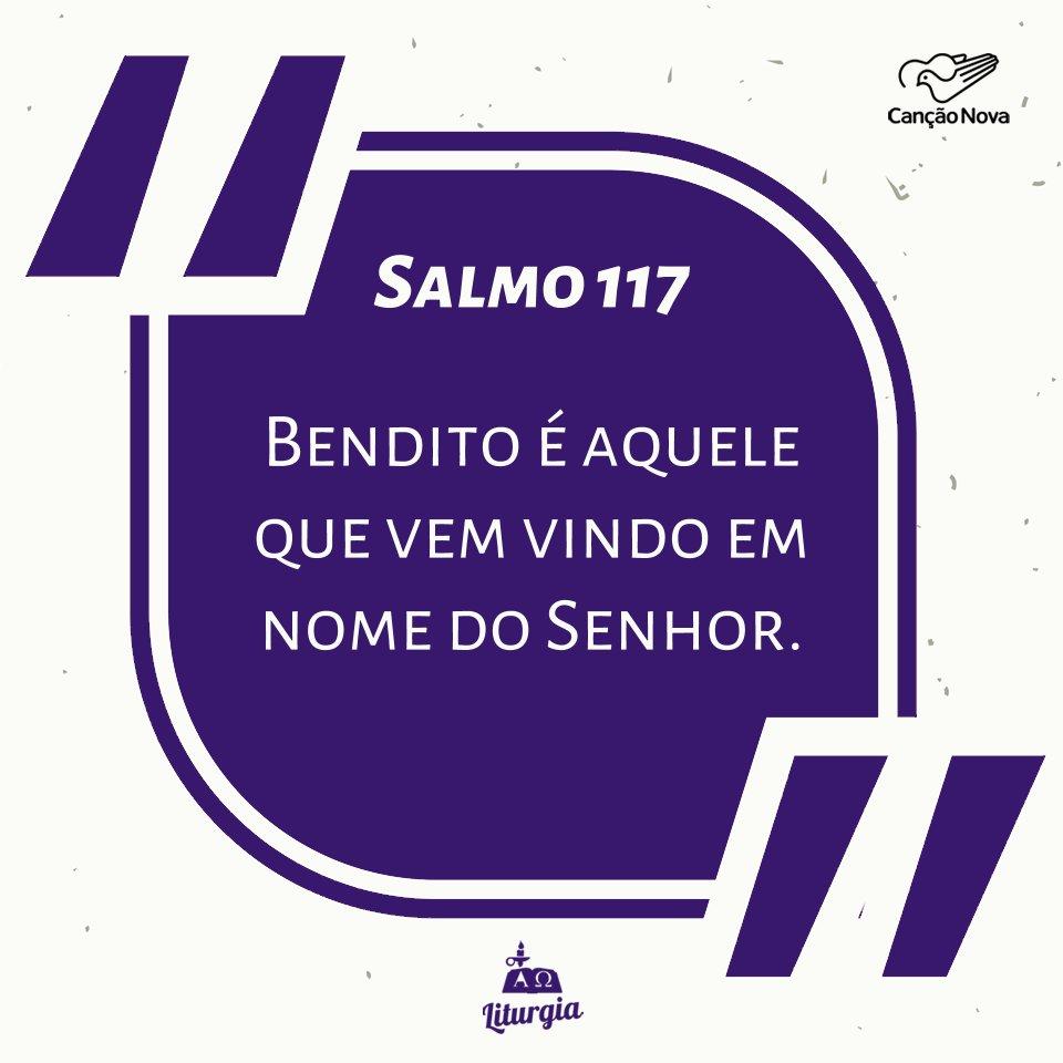 RT @cancaonova: #Salmo #Liturgia https://t.co/OUdQVd39HZ https://t.co/dMWTghk1Dq